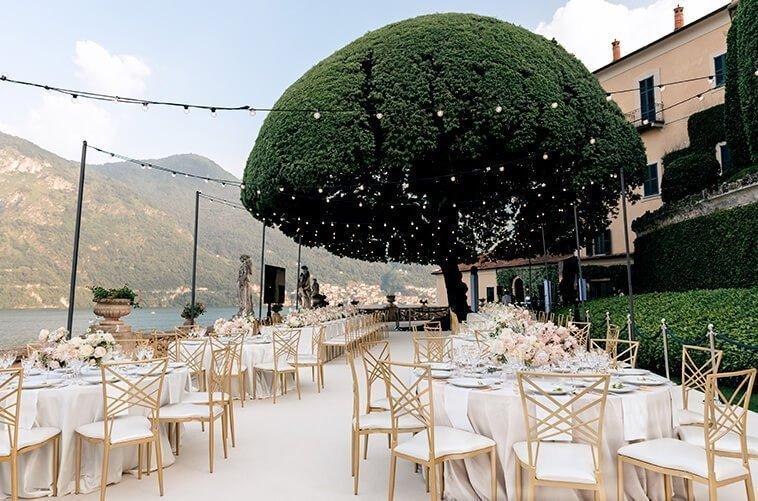 Altynay Jordans Wedding Como Lake