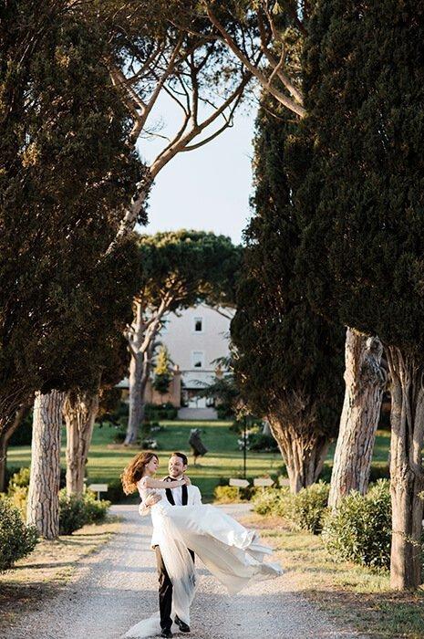 Eugene Pronins Wedding Tuscany