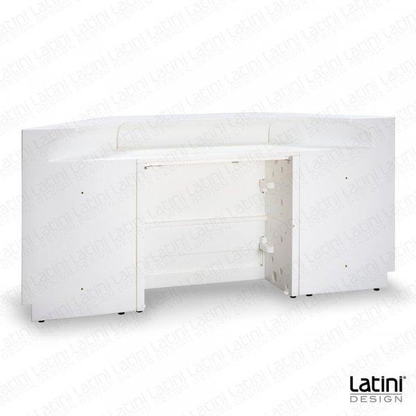 Bar Desk Baltimora Bianco