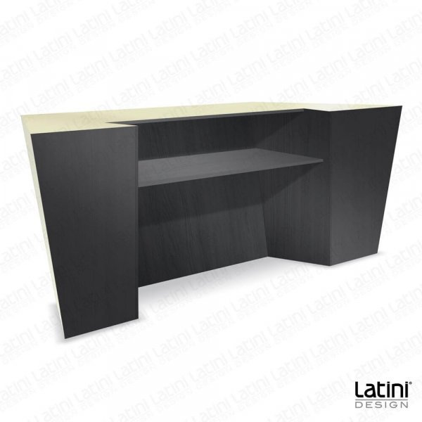Bar Desk Reflect Gold