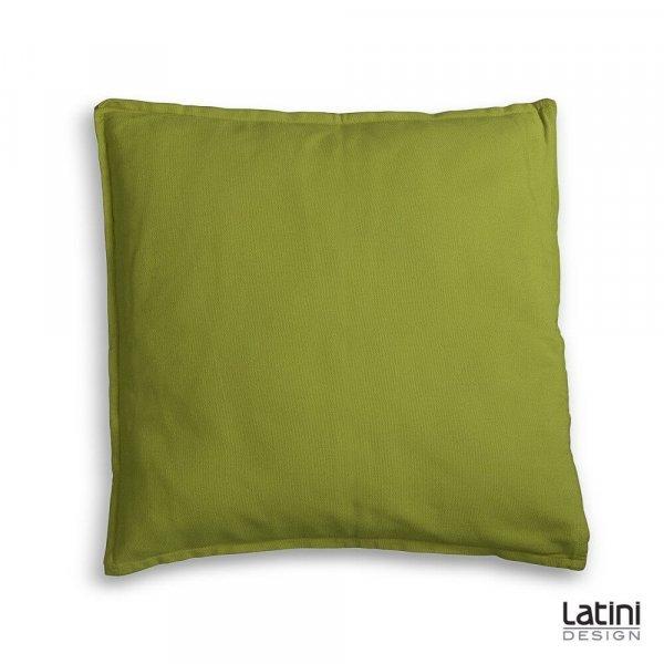 Cuscino quadrato Verde 40x40 cm