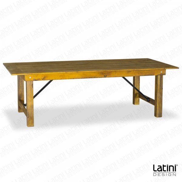 Tavolo in legno massello Seattle
