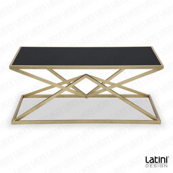 Taovlo lounge Pyramid Gold Black top
