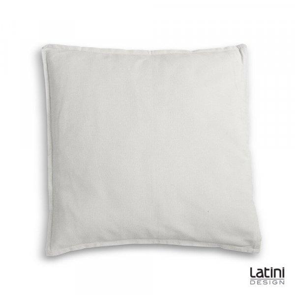 Cuscino quadrato Bianco 40x40 cm/60x60 cm